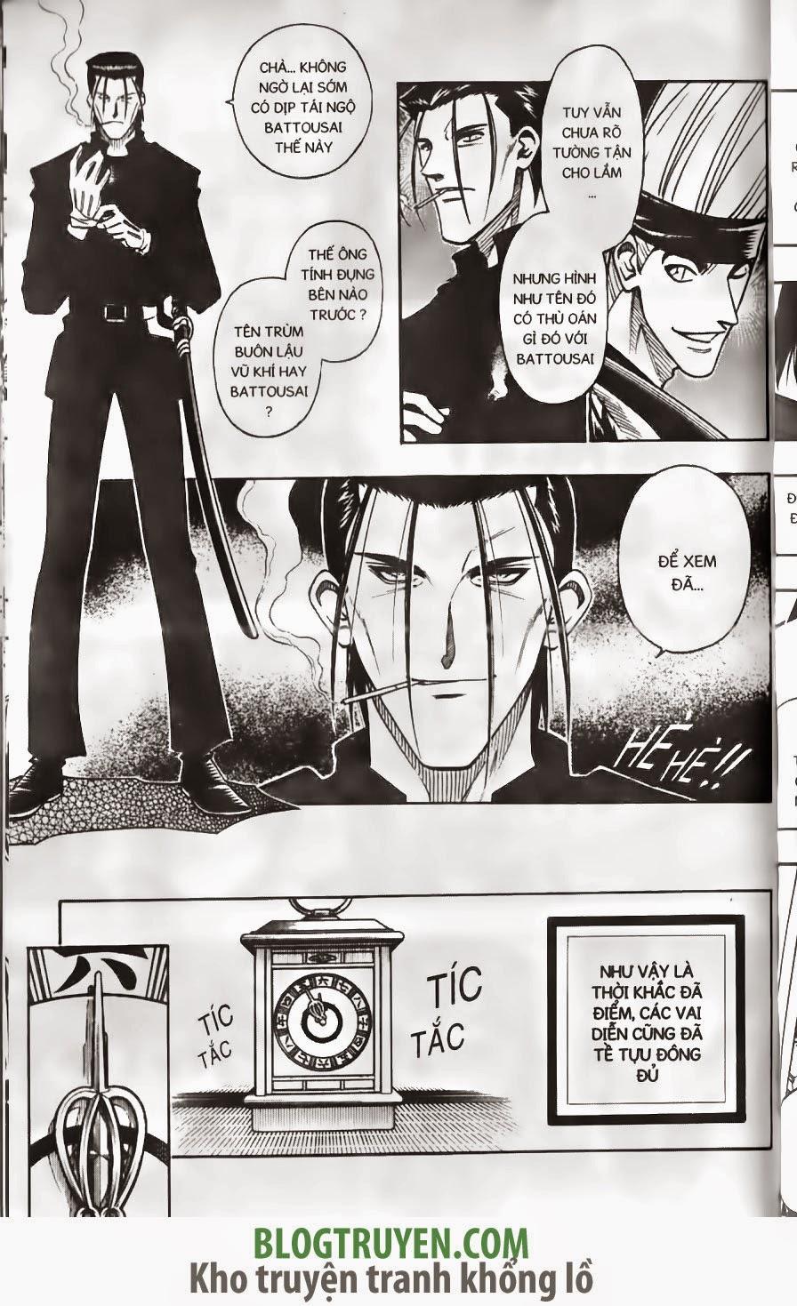 Rurouni Kenshin chap 183 trang 18