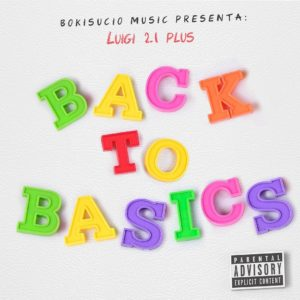 Luigi 21 Plus – Back to Basics (Cover y Tracklist)