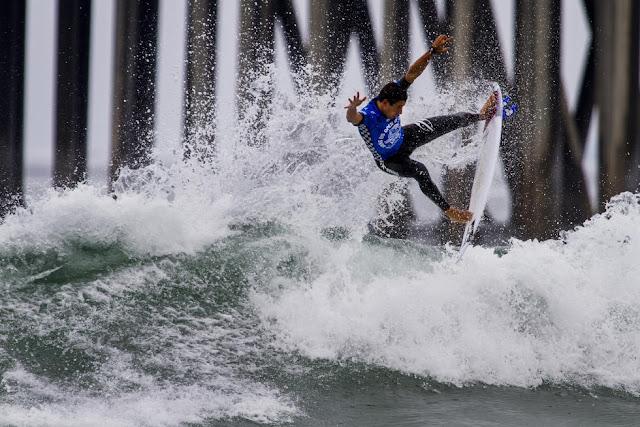 10 Alex Ribeiro BRA Vans US Open of Surfing Foto WSL Sean Rowland