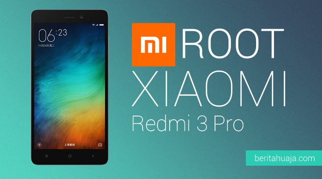 How To Root Xiaomi Redmi 3 Pro And Install TWRP Recovery
