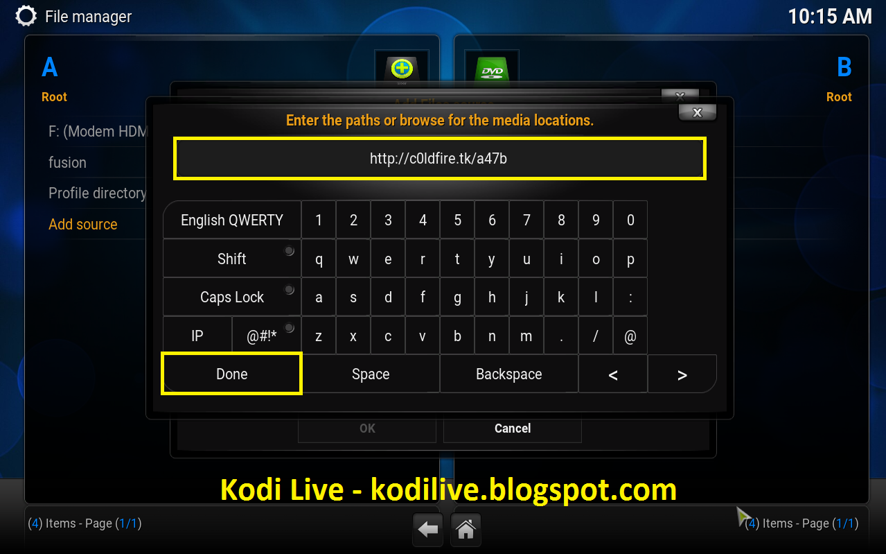 Best Live Tv Addon For Kodi September 2016 - Kodi Live ...