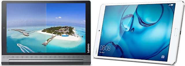 Comparativa mejores tablets de 250 a 300 euros