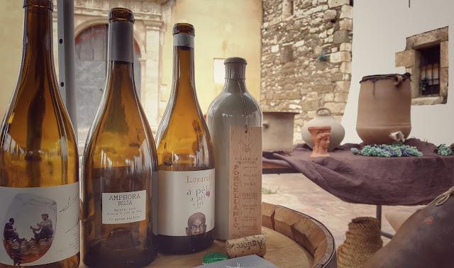 vins en amfora microvi
