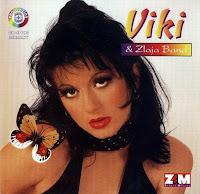 Violeta Miljkovic Viki - Diskografija  Viki_Miljkovic_1996_Tunel_prednja
