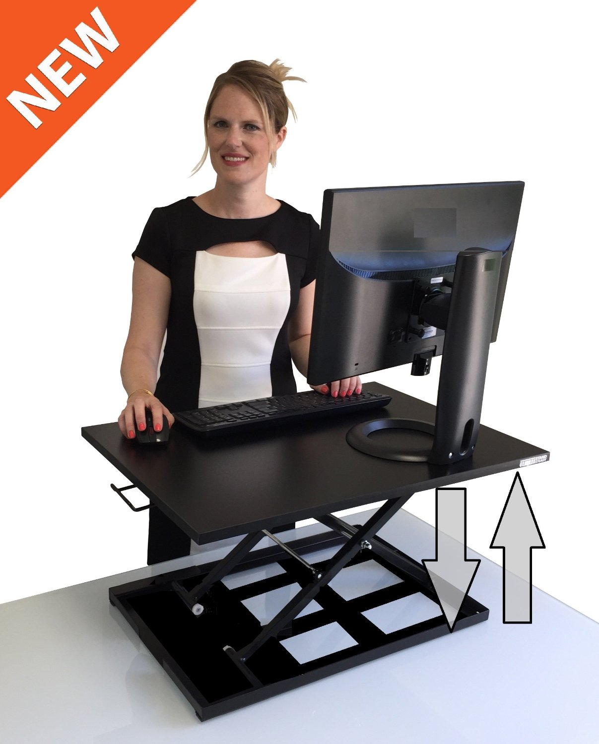 Sit Stand Chair Amazon Patio Cushion Bought A Up Desk No More Back Pain From 12 Hours