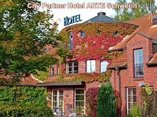 City Partner Hotel ARTE Schwerin