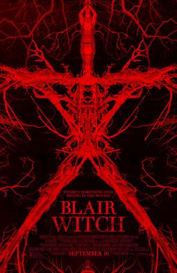 Film Blair Witch (2016)