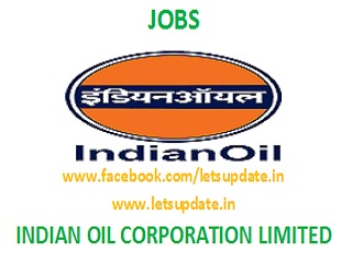 Jobs@ IOCL-letsupdate