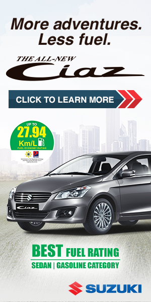 More adventures, less fuel with the Suzuki Ciaz.