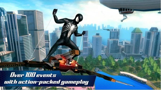 Screenshots The Amazing Spider Man 2