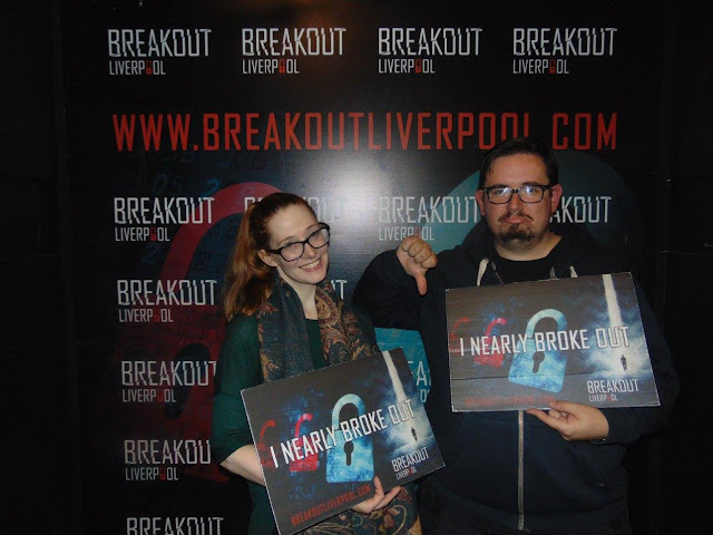 Breakout Liverpool - live escape rooms