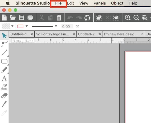 silhouette cameo library, silhouette studio library, silhouette library designs, silhouette design library, Silhouette Studio Software tutorials
