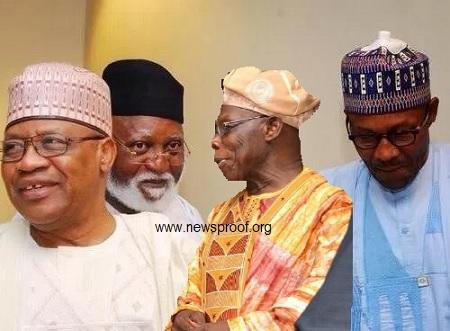 Obasanjo ibb abdulsalami and buhari