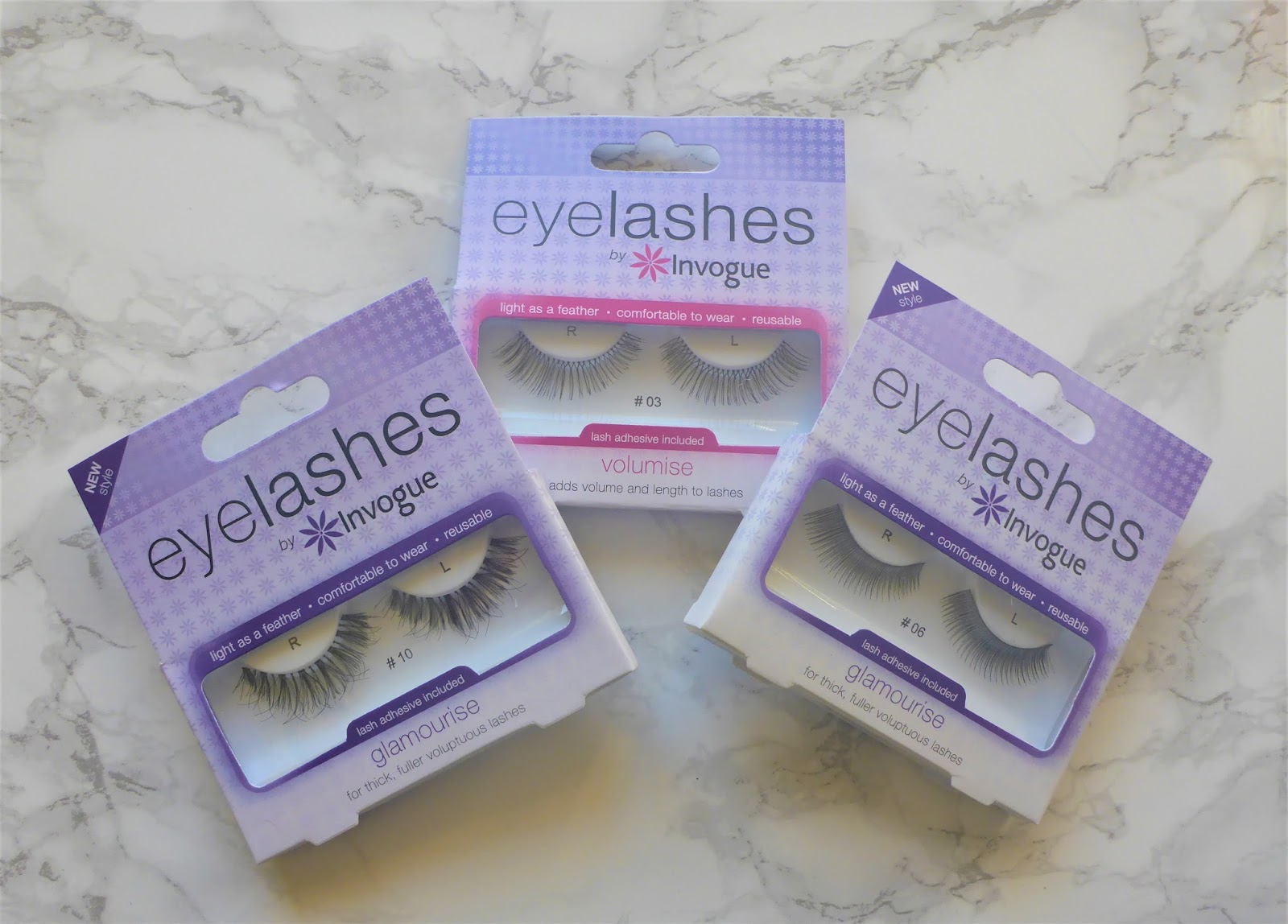 Eyelashes By Invogue Beauty Bargains And Beyond Bloglovin