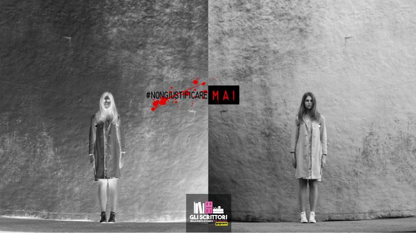 #nongiustificaremai e le altre campagne di sensibilizzazione contro la violenza sulle donne