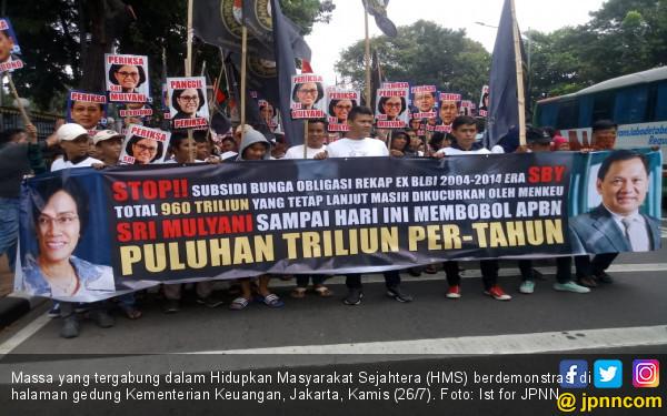 KPK Didesak Tuntaskan Skandal Bank Century