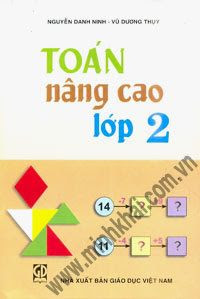 Toán nâng cao lớp 2 - Nguyễn Danh Ninh, Vũ Dương Thụy
