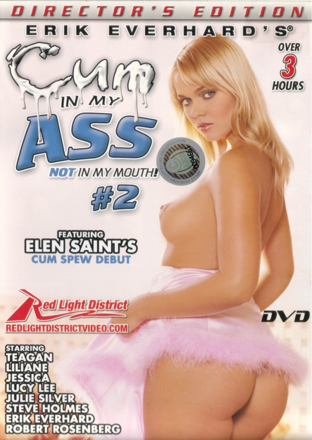 Cum In My Ass Not In My Mouth #2 [2010] [DVD9] [NTSC] [Resubido]