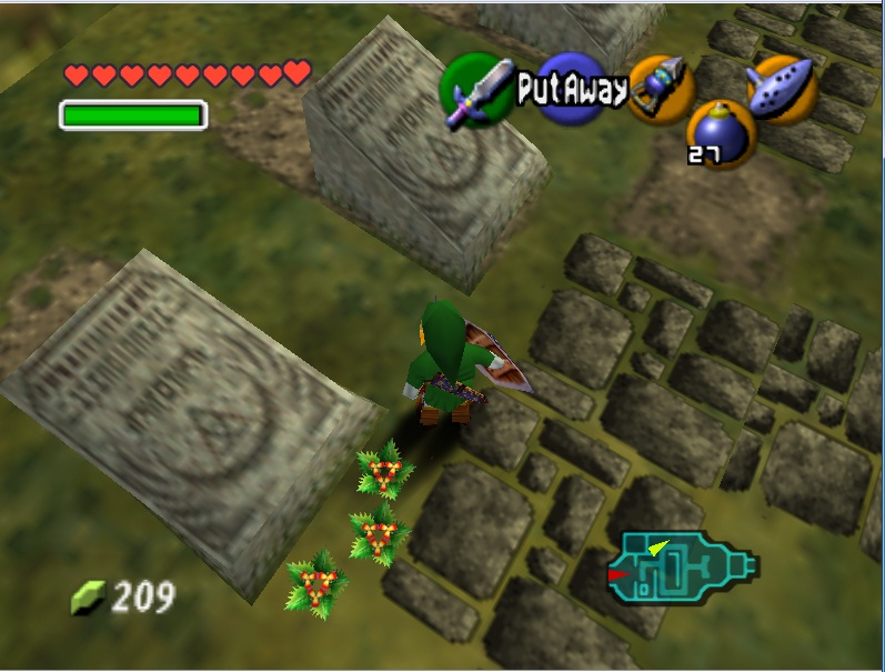 Free-t2o-play: The Legend of Zelda Ocarina of Time guide