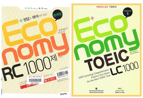 economy toeic vol 1