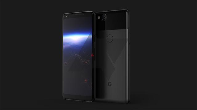 Video Google Pixel 2 Rilis 4 Oktober
