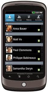 Lotus Notes Android - An application from google