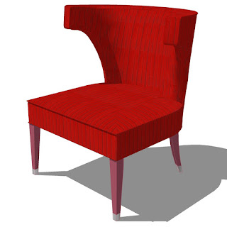 Sketchup - Chair-043