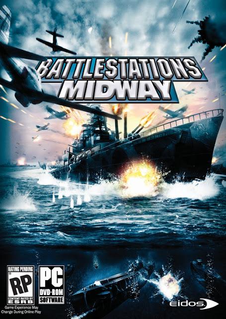 Battlestations Midway PC Full ISO Descargar