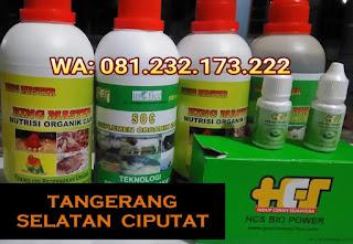Jual SOC HCS, KINGMASTER, BIOPOWER Siap Kirim Tangerang Selatan Ciputat