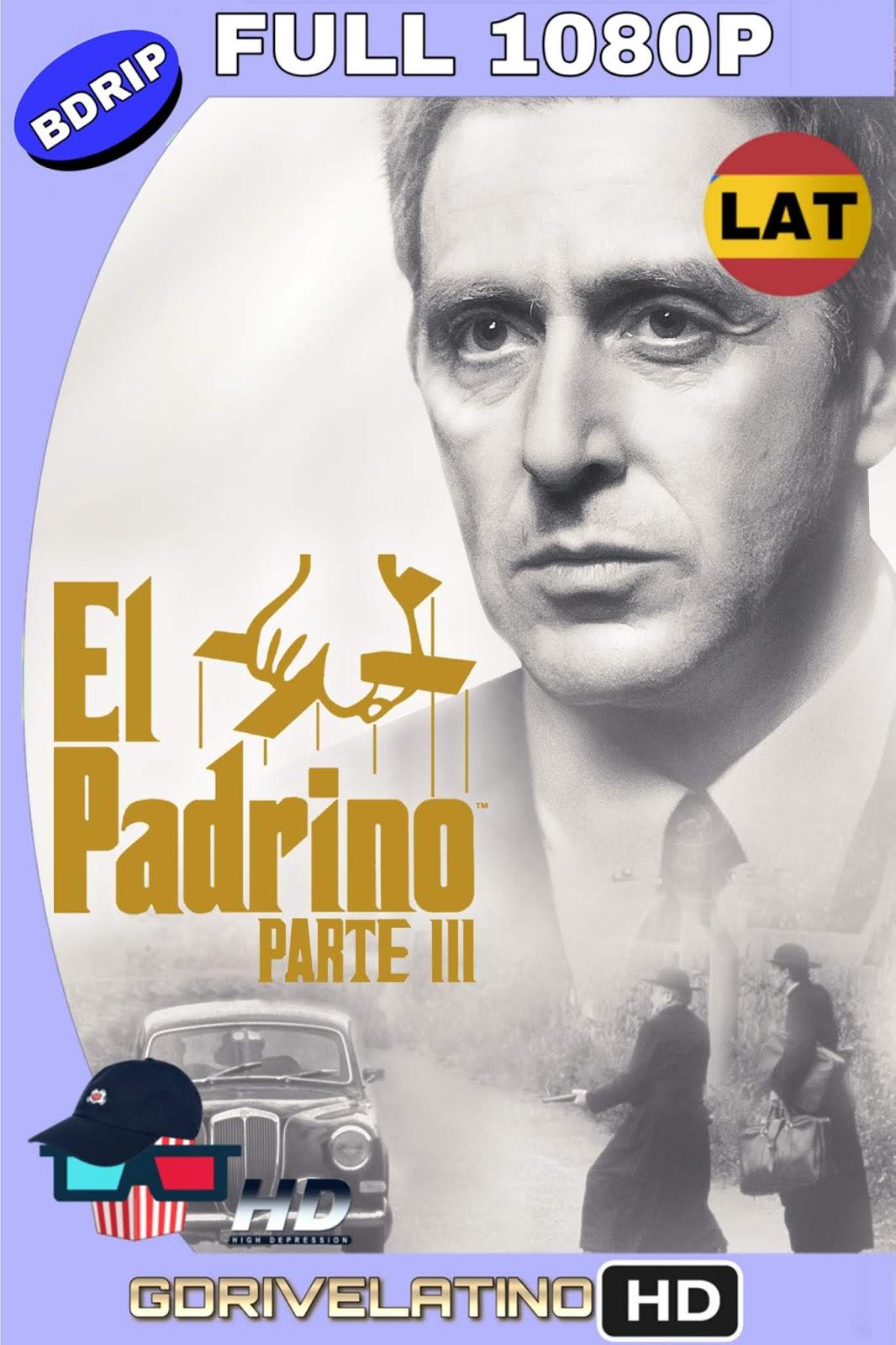 El Padrino: Parte III (1990) BDRip FULL 1080p (Latino – Inglés) MKV