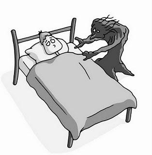 Amalan Tolak Tidur - Sulit Tidur - Bangun Tidur Di Waktu Yang Dikehendaki
