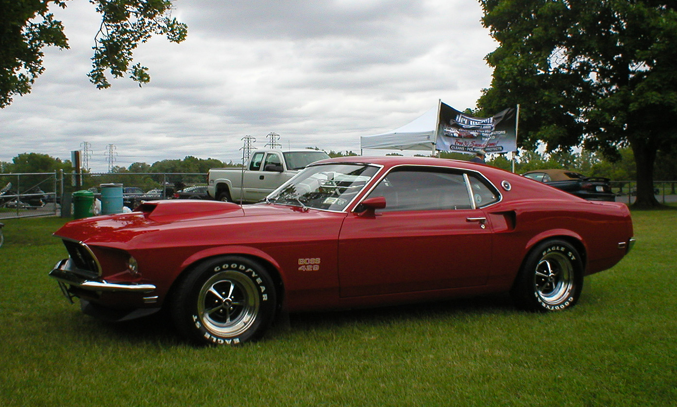 nitroxmusclecars ford mustang boss 429 1969 1970. Black Bedroom Furniture Sets. Home Design Ideas