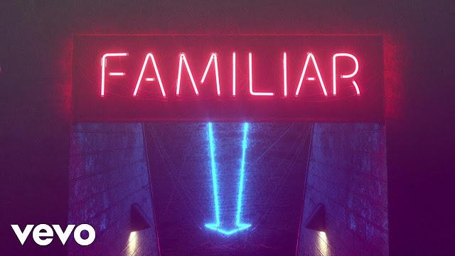 "Liam Payne & J Balvin Unveil New Single ""Familiar"""