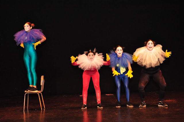Grupo de Teatro 2019.