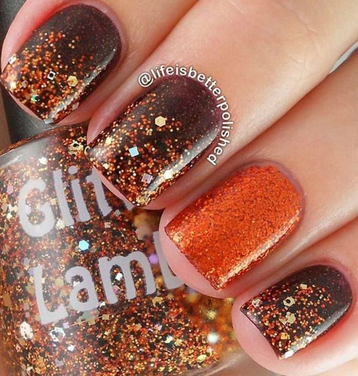 Fall Nail Designs Beauty And The Mist