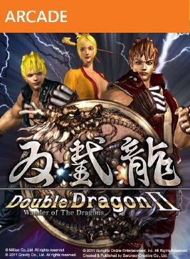 Wander of the Dragons is an Action game Double Dragon 2 Wander of The Dragons [XBLA][Arcade][Jtag/RGH]