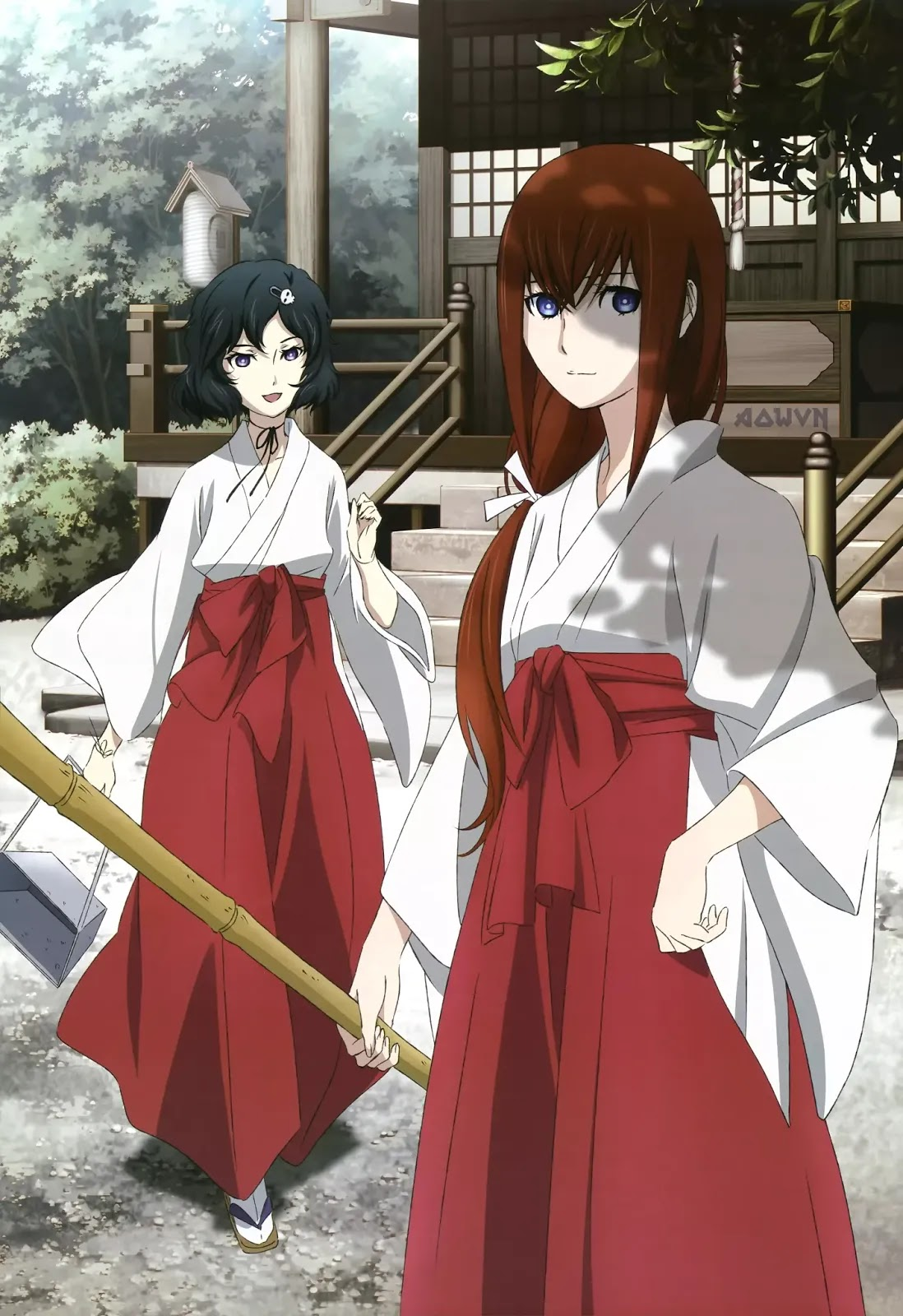 AowVN.org minz%2B%25281%2529 - [ Hình Nền Anime ] Steins;Gate Tuyệt Đẹp | Wallpapers