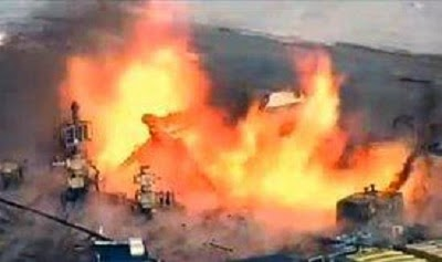 THREE OHIO OIL &GAS EXPLOSIONS, WELL BLOWOUTS OR GAS RELEASES IN TWO