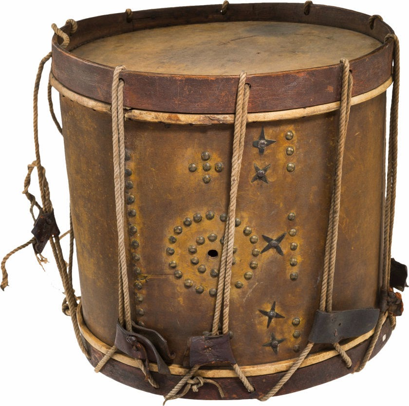 field drums a k a field of drums early 19th century militia snare drum. Black Bedroom Furniture Sets. Home Design Ideas