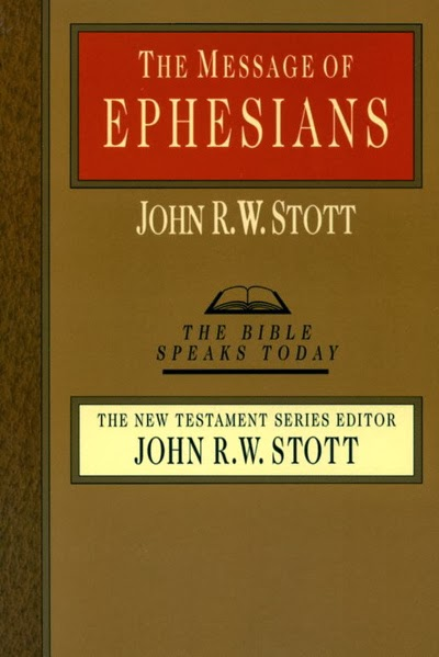 John Stott-The Message Of Ephesians-