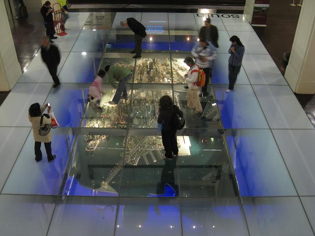 Laminated Glass Floor NY