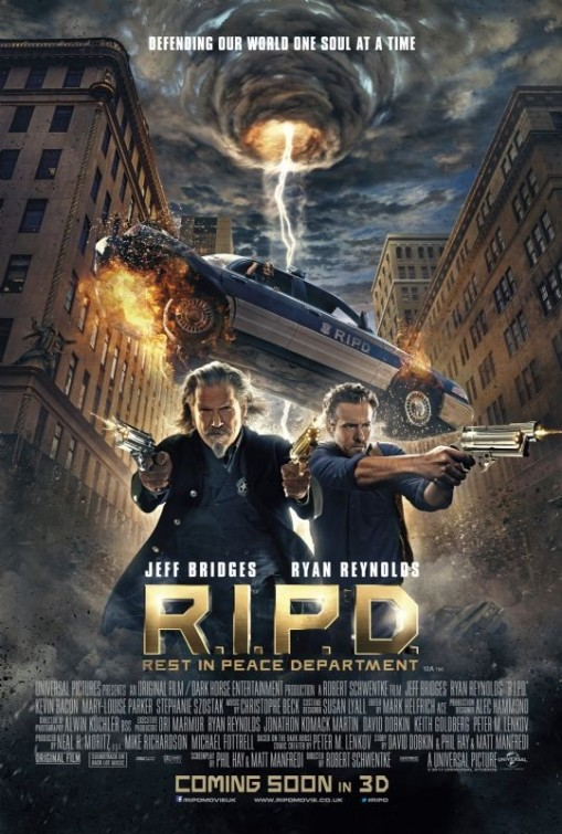 R.I.P.D. (2013) Movie In Hindi
