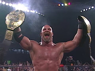 Goldberg WCW Championship NWO Book Hogan