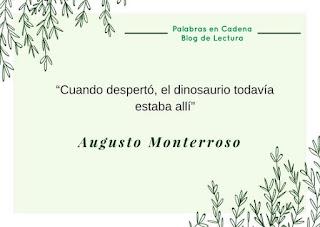 Augusto Monterroso-Plabras-en-cadena
