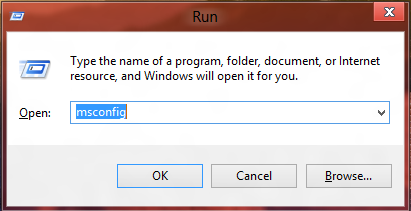 how to enter safe mode in win 8