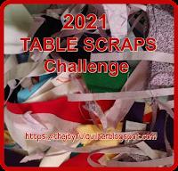 2021 TABLE SCRAPS Challenge