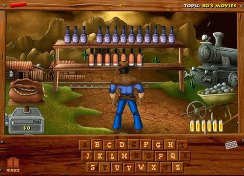 تنزيل لعبة تعليم حروف انجليزي Wild West Billy برابط واحد مباشر مجانا