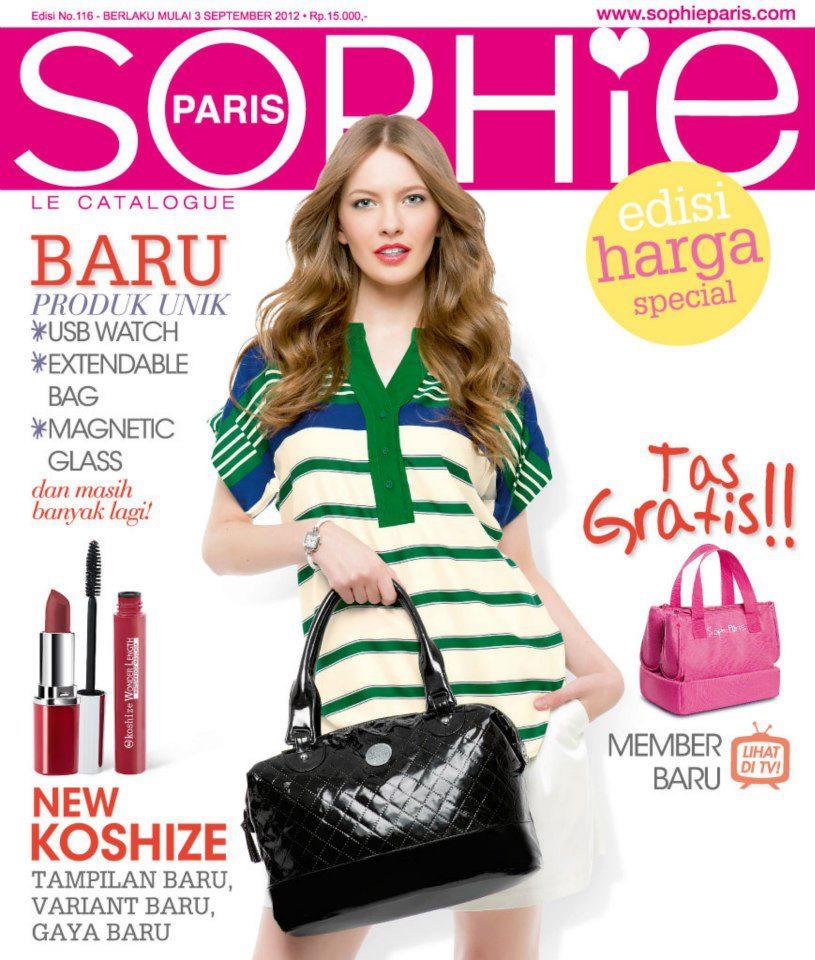 Katalog Sophie Martin Terbaru Pdf
