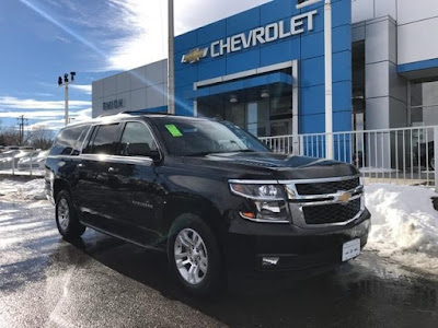 Certified PreOwned 2016 Chevy Suburban at Emich Chevrolet near Denver