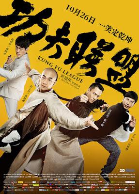 Film Kung fu League (2018)